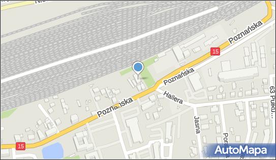 Zakład Szklarsko Remontowy, ul. Poznańska 6/8, Toruń 87-100 - Zakład szklarski, numer telefonu, NIP: 7410000658