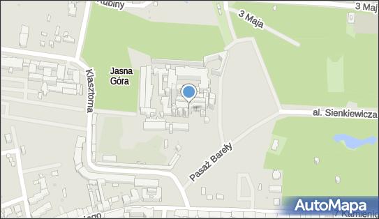 Klasztor Ojców Paulinów, Kordeckiego 2, Częstochowa - Zakon, klasztor różnych wyznań, numer telefonu