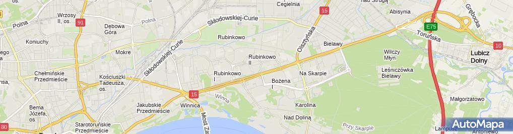 Zdjęcie satelitarne Paralala e-księgarnia i antykwariat