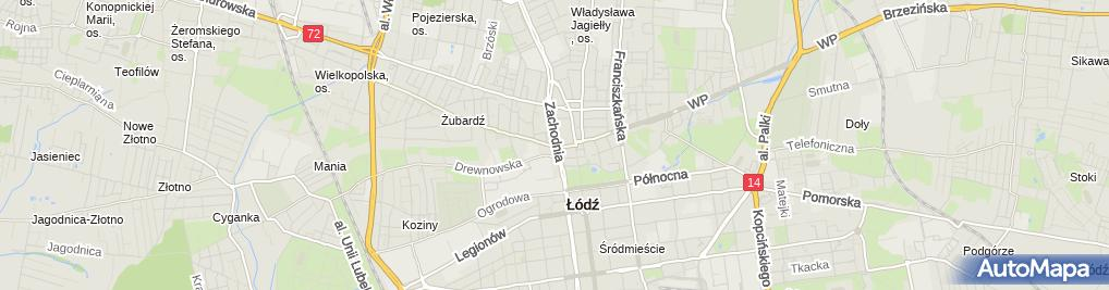 Zdjęcie satelitarne Voto S.C.