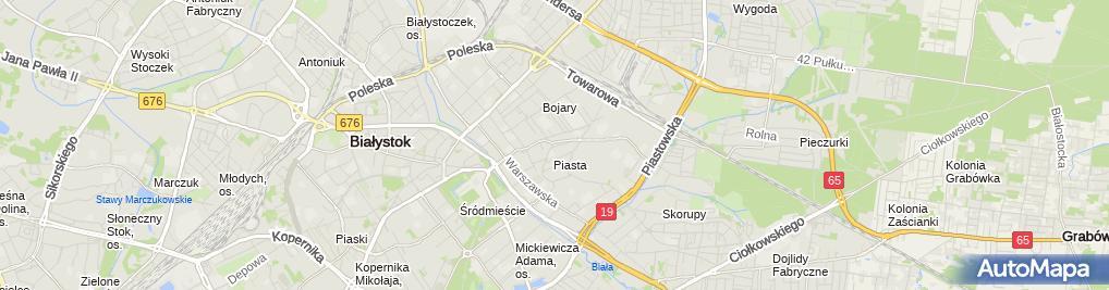 Zdjęcie satelitarne GPS GlobalSat