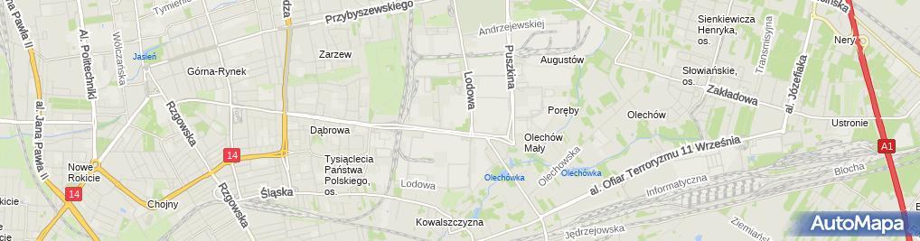 Zdjęcie satelitarne LINKAP