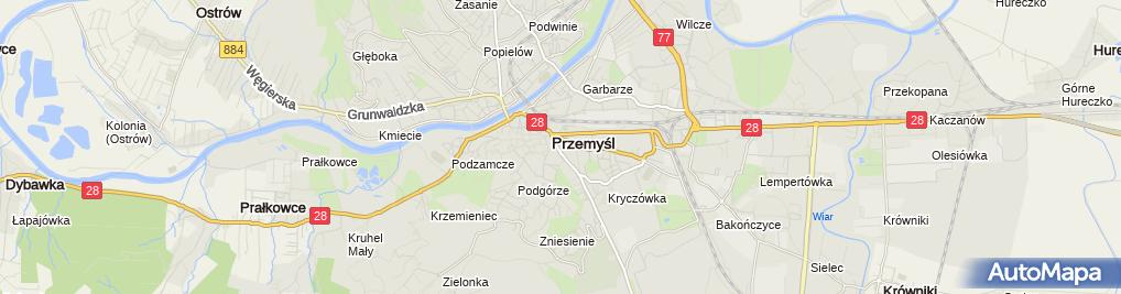 Zdjęcie satelitarne Publiczna