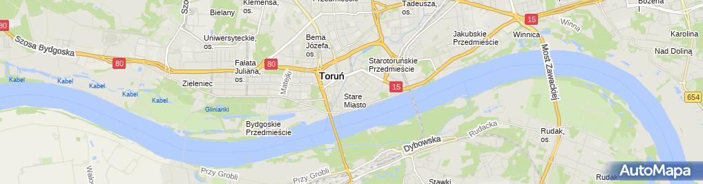 Zdjęcie satelitarne EURO