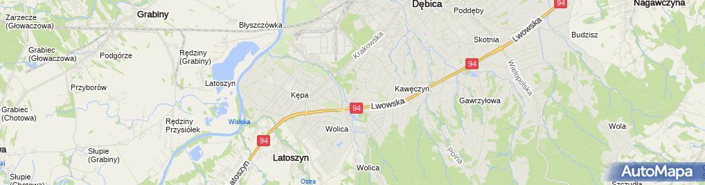 Nieruchomości Mateusz Kamiński Leśna 18 Dębica 39 200 Biuro