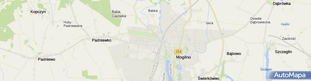 Zdjęcie satelitarne Wielobranżowe Usługi Administracyjno Księgowe