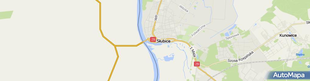 Zdjęcie satelitarne BODZIO - Sklep
