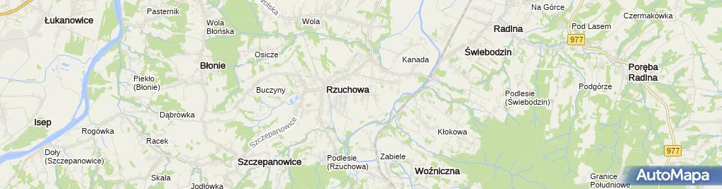 Zdjęcie satelitarne Adrian Górski K2A