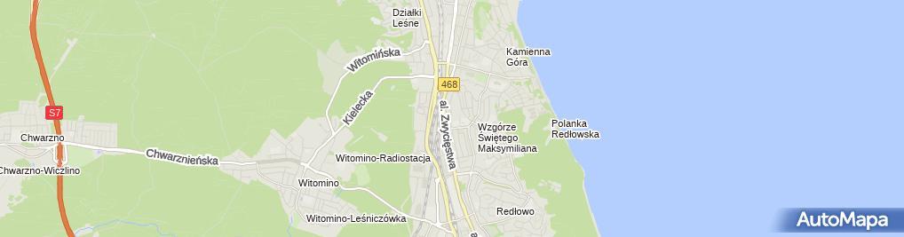 Zdjęcie satelitarne Air Euro Ted