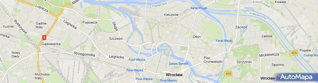 Zdjęcie satelitarne Armed Dołęga Kozierowski Sławomir