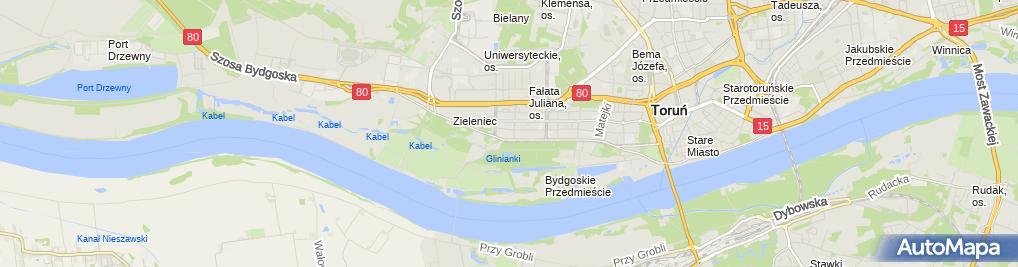 Zdjęcie satelitarne Elpremo Paweł Łuszcz