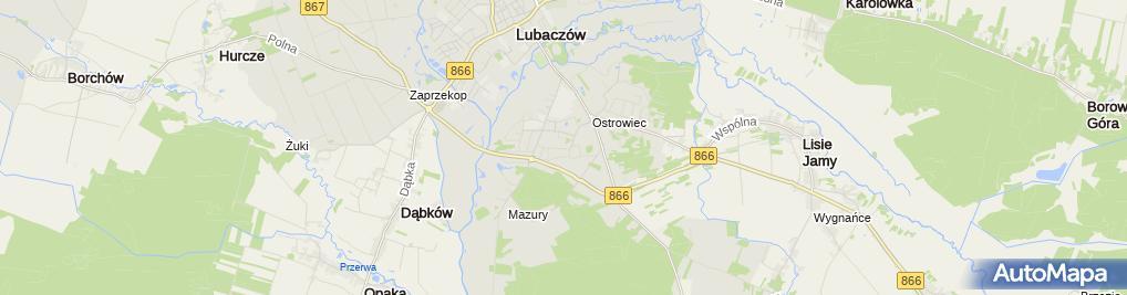Zdjęcie satelitarne GDO Project Team Grzegorz Sobolewski