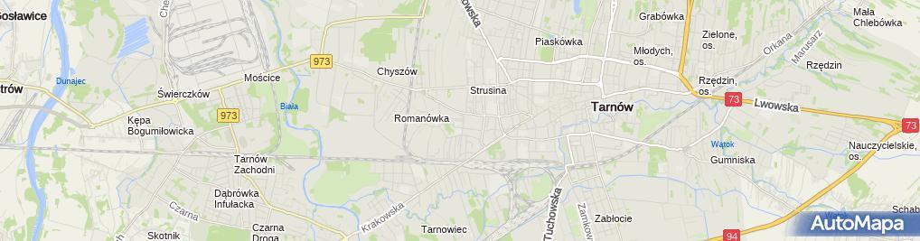 Zdjęcie satelitarne Instalatorstwo Elektryczne