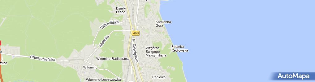 Zdjęcie satelitarne Jarosław Karwowski Parano