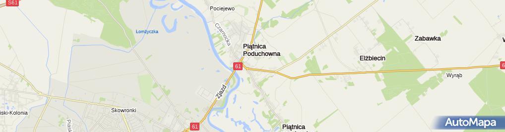 Zdjęcie satelitarne Leszek Lipiński Usługi Remontowo - Budowlane
