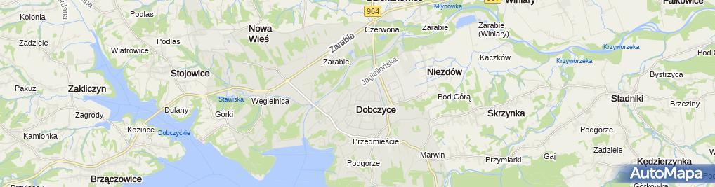Zdjęcie satelitarne Marcin Kasprzyk