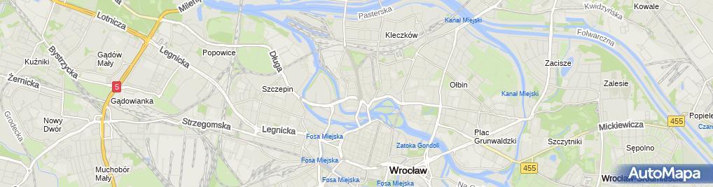 Zdjęcie satelitarne Marcin Wojteczko Kizuma