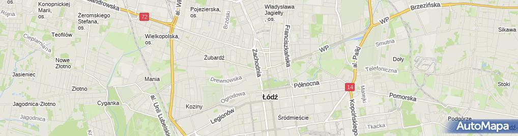 Zdjęcie satelitarne Niemczyk i Wolski Małgorzata Niemczyk Wolska Damian Wolski