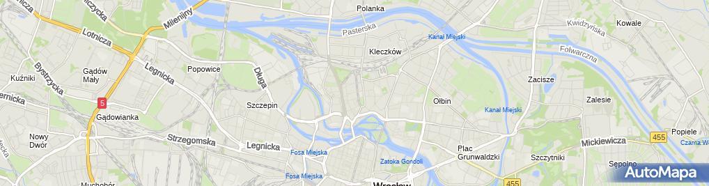 Zdjęcie satelitarne Specjalistyczne Usługi Budowlane i Remontowe Jacek Kapera