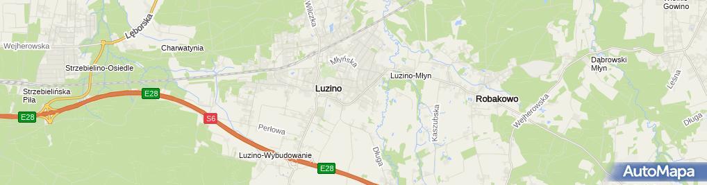 Zdjęcie satelitarne Usługi Ogólnobudowlane Grac - Bud Krzysztof Wick