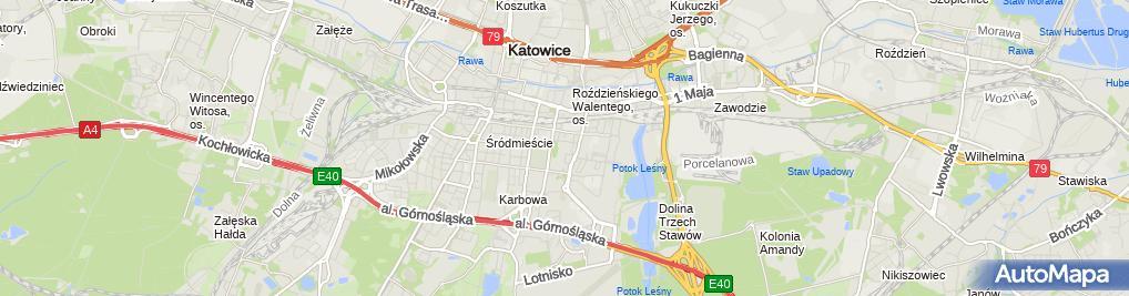 Belg Przemyslowa 3 Katowice 40 020 Godziny Otwarcia Numer Telefonu