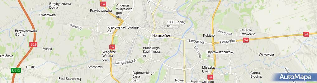 Zdjęcie satelitarne Gabinet Stomatologiczny Grzegorz Robert Skrzypek