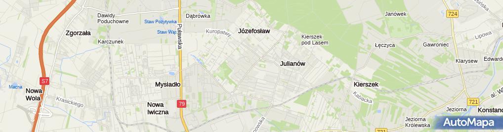 Zdjęcie satelitarne przytobie.pl