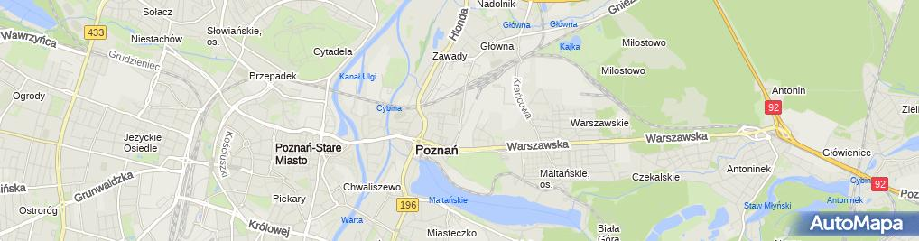 Agnieszka Turkot Małachowskiego Stanisława 1 Poznań 61 129