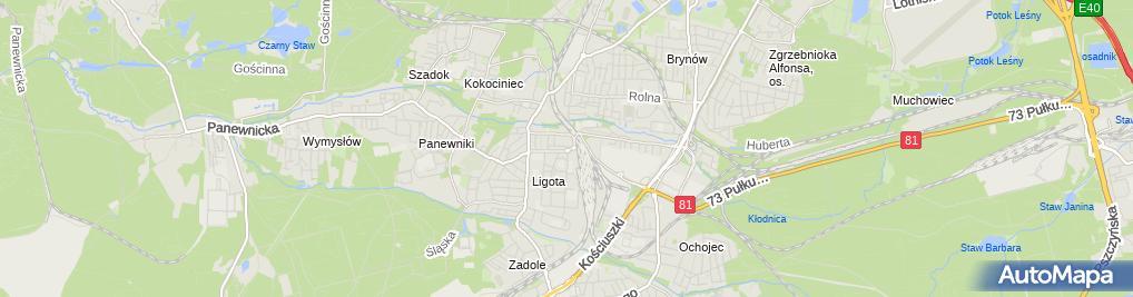 Atelier Urody Salon Fryzjerski Kosmetyka Ul Panewnicka 2 40 711