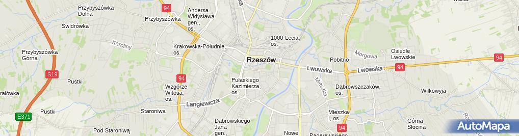 Zdjęcie satelitarne ENZO