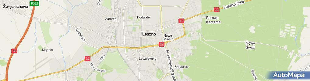 Fryzjer Grunwaldzka 94 Leszno 64 100 Fryzjer