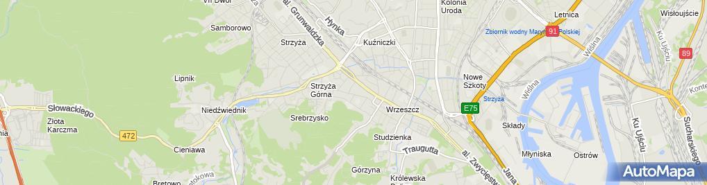 Zdjęcie satelitarne IJL