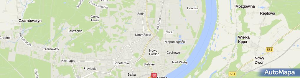 Salon Fryzjerski Grażyna Młodzikowska Grażyna Lilla Bydgoszcz 85