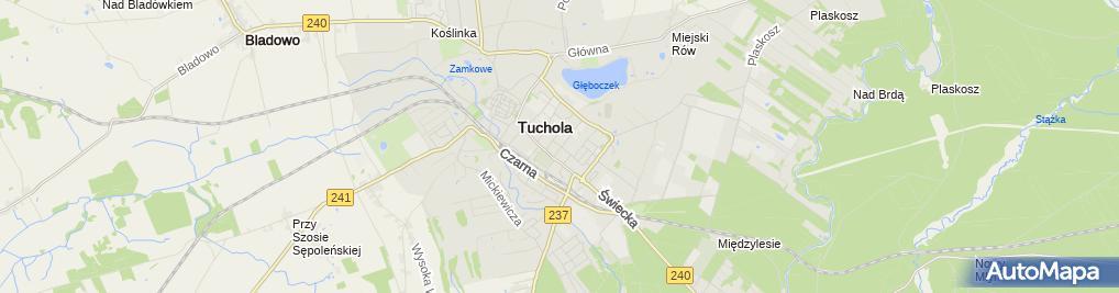 Salon Fryzjerski Joanna Joanna Szramka Piastowska 5a Tuchola 89