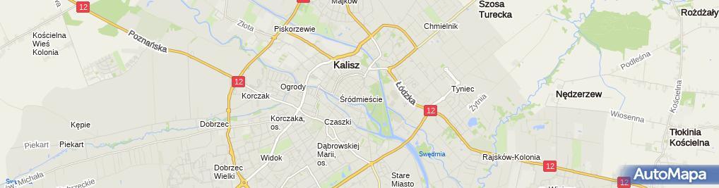 Salon Fryzjerski Kamila Kamila Pijańska Sukiennicza 2 Kalisz 62