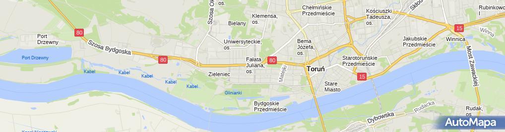 Salon Fryzjerski Krystal Ul Władysława Broniewskiego 5a Toruń 87