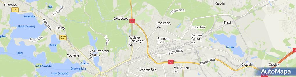 Salon Fryzjerski Wiola Limanowskiego 54 74 Olsztyn 10 343 Fryzjer