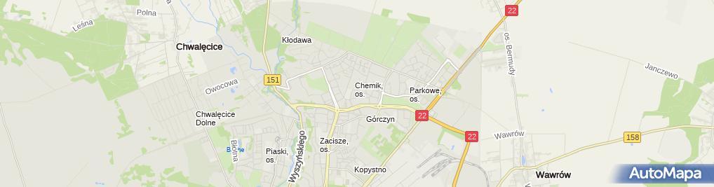 Salon Fryzjerski Ul Plac Jana Pawła Ii 56 Gorzów Wielkopolski 66