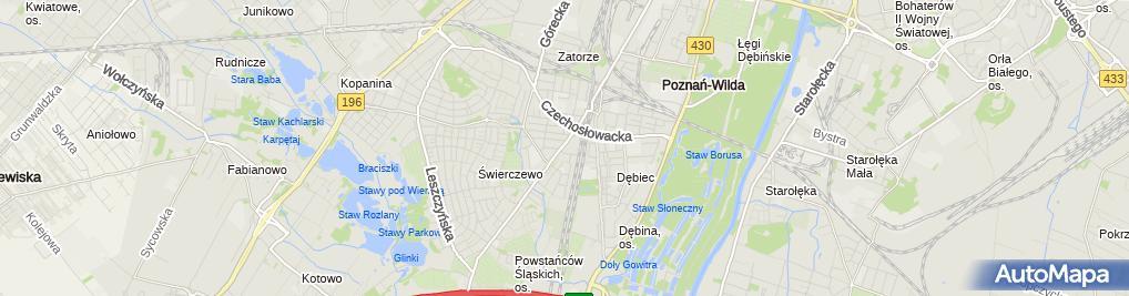 Salon Fryzjerski Ul Opolska 27 Poznań 61 433 Fryzjer Nip