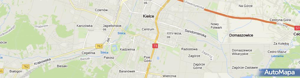 Studio Fryzjerskie Marcin Kwieciński Marcin Seminaryjska 27 25 372
