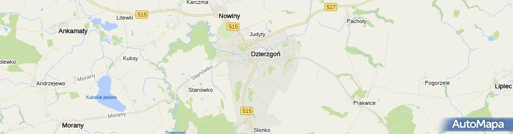 Usługi Fryzjerskie Abrewczyńska Danuta Barbara Dzierzgoń 82 440