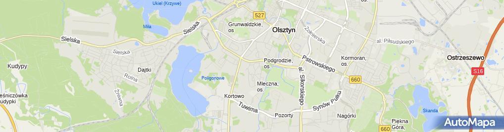 Zakład Fryzjerski Damsko Męski Olsztyn 10 089 Fryzjer Nip