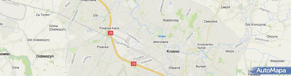 Zakład Fryzjerski Uroda Ul Krakowska 122 Krosno 38 400 Fryzjer