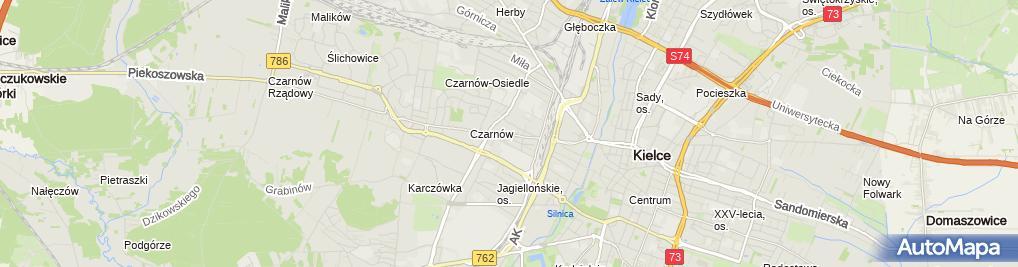 Zakład Fryzjerski Ul Piekoszowska 20 Kielce 25 601 Fryzjer