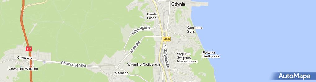 Zdjęcie satelitarne Guess - Sklep odzieżowy