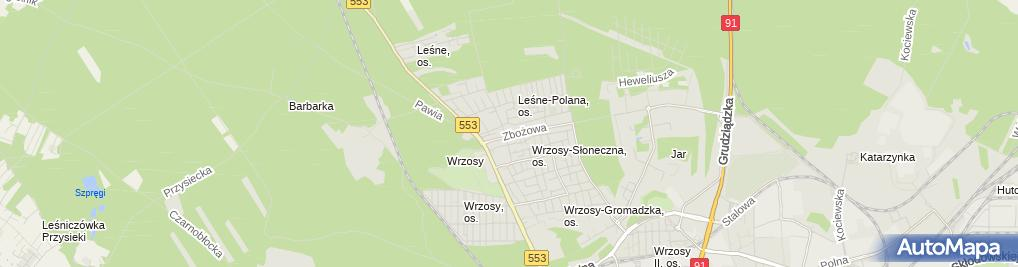 Zdjęcie satelitarne Helen Doron - Szkoła językowa