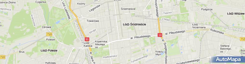 Zdjęcie satelitarne Stare Kino - Cinema Residence