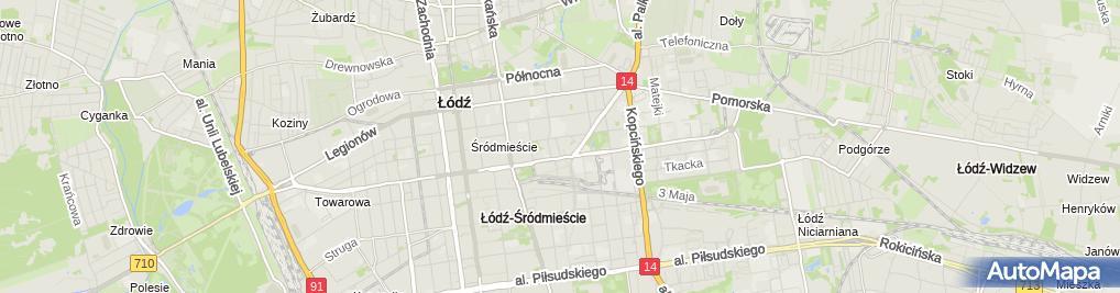 Zdjęcie satelitarne Insluk Łukasz Wróblewski