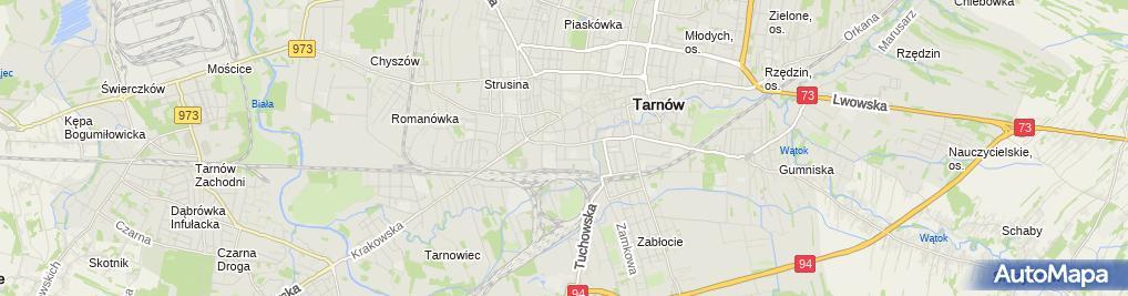 Zdjęcie satelitarne Daniel Olszówka Systemy Komputerowe Daniel Olszówka