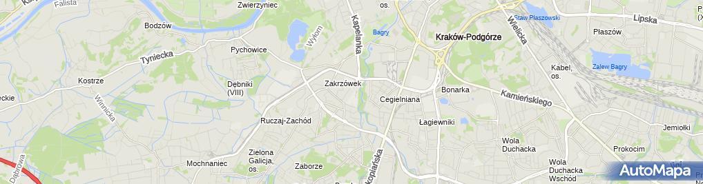 Zdjęcie satelitarne Jarosław Tkaczyk komputeo.pl
